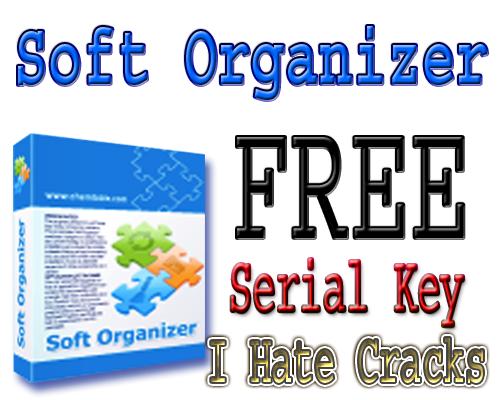 Get Soft Organizer 3.31 With Free Serial Key