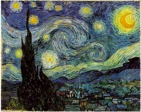 "Vincent van Gogh's ""Starry Night"""