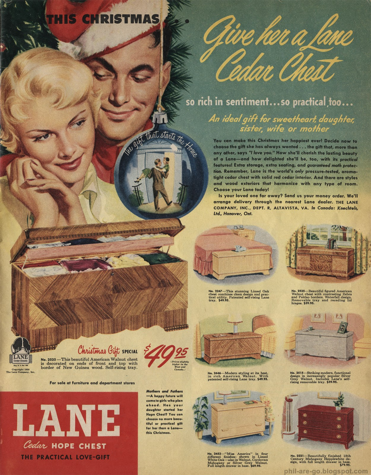 Phil Are Go Lane Hope Chest I Cedar Appeal But Kind