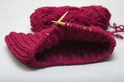 How To Make Knit Hat Pattern Circular Needles