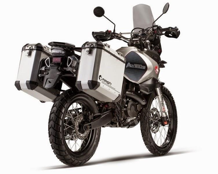 voromv moto novedades 2015 mash adventure 400 trail de larga distancia a precio econ mico. Black Bedroom Furniture Sets. Home Design Ideas
