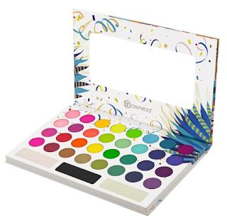 brazil palette  color pressed pigment