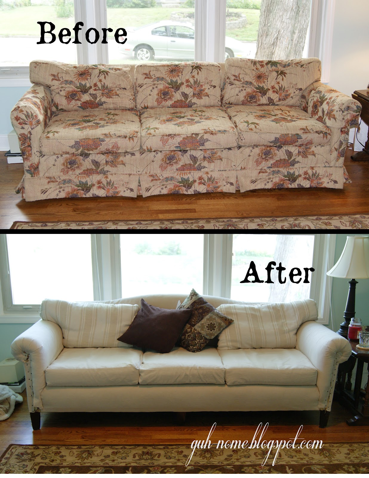 How Much Fabric Do I Need To Recover A Sofa Gray Modular Sectional Music Corsets And Star Wars New Life For My Couch