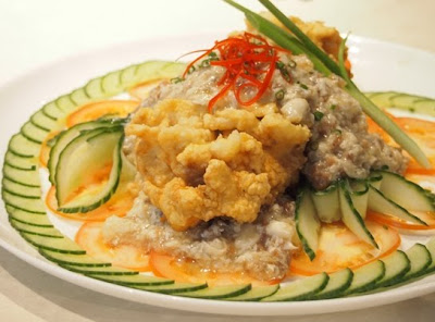 afc studio martin yan deep fried fish recipe