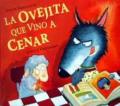 Libro infantil imprescindible La ovejita que vino a cenar
