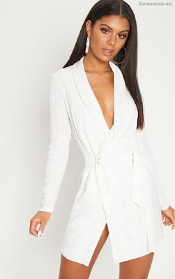 Blazer Whith Dress