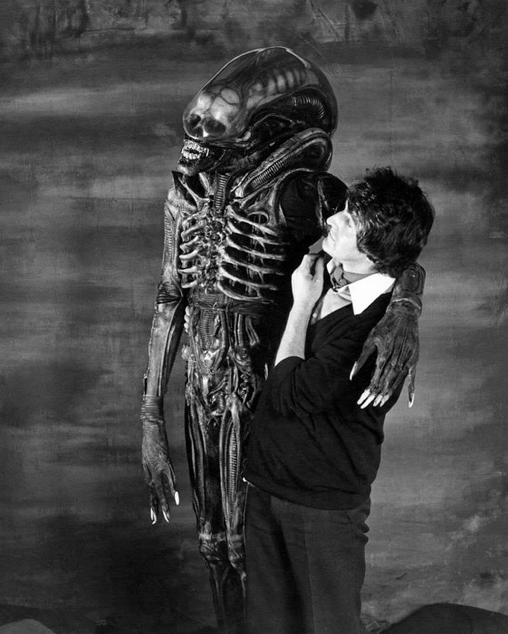 El rodaje de Alien, el octavo pasajero