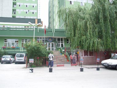 Ankara Gazi Kız Öğrenci Yurdu