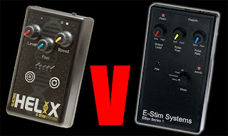 Title image - Whats the difference between the E-Stim Systems Series 1 and the new Electro Helix