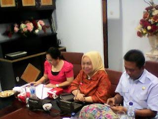 Dihearing Komisi II, Distanak Sulut Keluhkan Dana Pendampingan