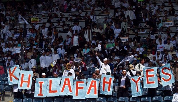 Kata Muallaf: Ayo kita Dukung Khilafah..!!