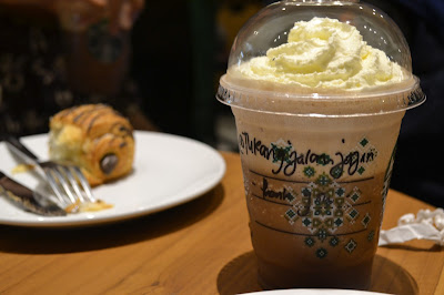 Frapucinno Starbuck Pontianak Tukang Jalan Jajan