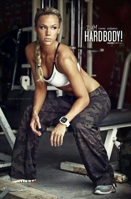 Tawna Eubanks-fitness models-fitness girl