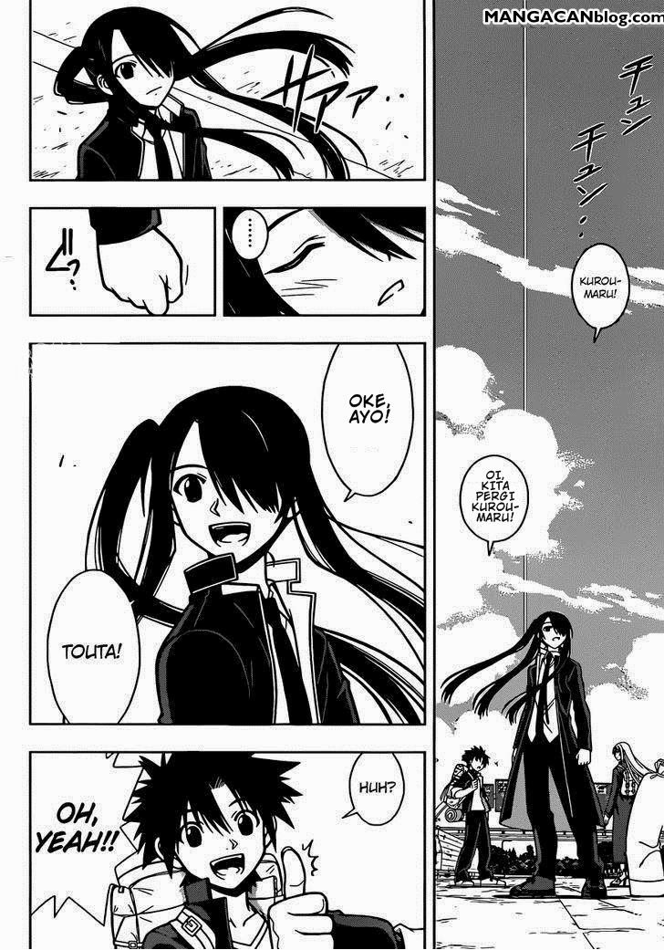 UQ Holder! Chapter 6 Bahasa Indonesia