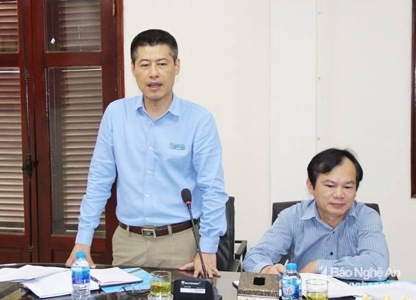 Giám đốc BHXH tỉnh Lê Trường Giang