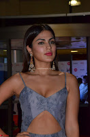 Rhea Chakraborty in a Sleeveless Deep neck Choli Dress Stunning Beauty at 64th Jio Filmfare Awards South ~  Exclusive 065.JPG