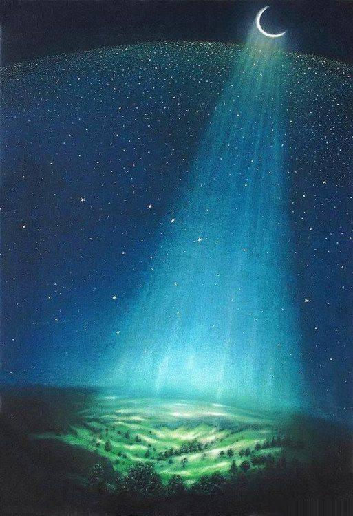 Brujer a del cerco magia en las distintas fases de la Estamos en luna menguante
