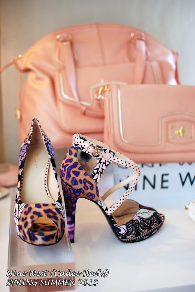 Nine West Spring Summer 2013 Preview Shoes