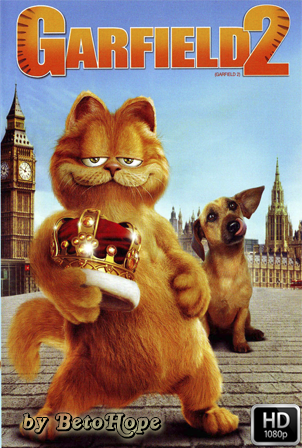 Garfield 2 2006 | DVDRip Latino HD GDrive 1 Link
