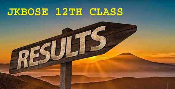 JK Board 12th class Result 2019 Official, JKBose 12th (10+2) Result यहाँ देखें
