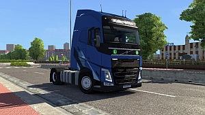 New Volvo FH mod