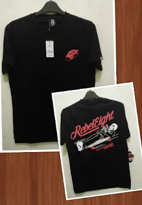 Kaos Surfing Skate Premium Rebel 8 KC1597
