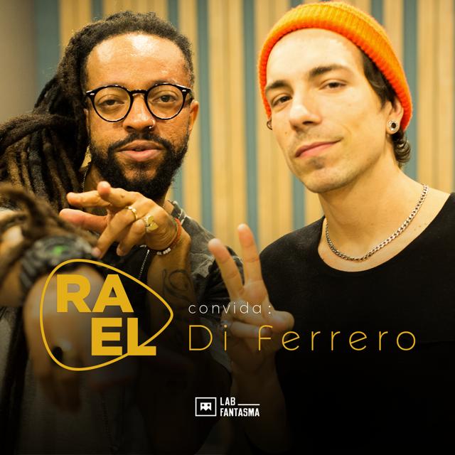 """Rael e Di Ferrero fazem novas versões para """"Rouxinol"""" e """"Freeman"""" no programa """"Rael Convida"""""""