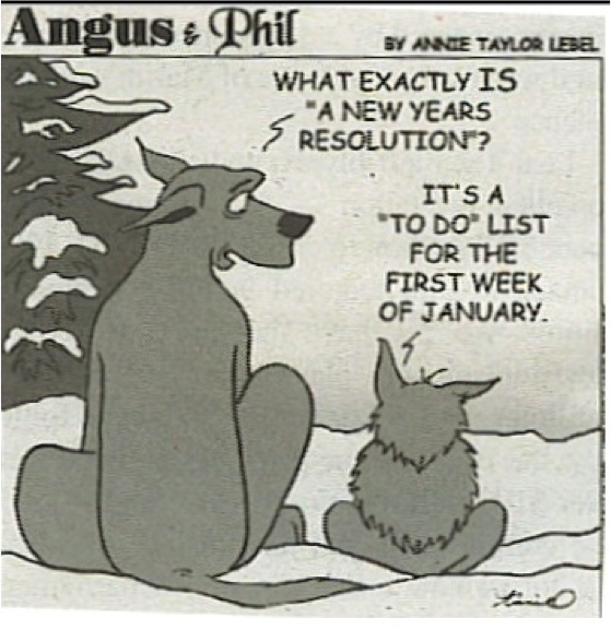 It's Not A New Year's Resolution, It's A Lifestyle