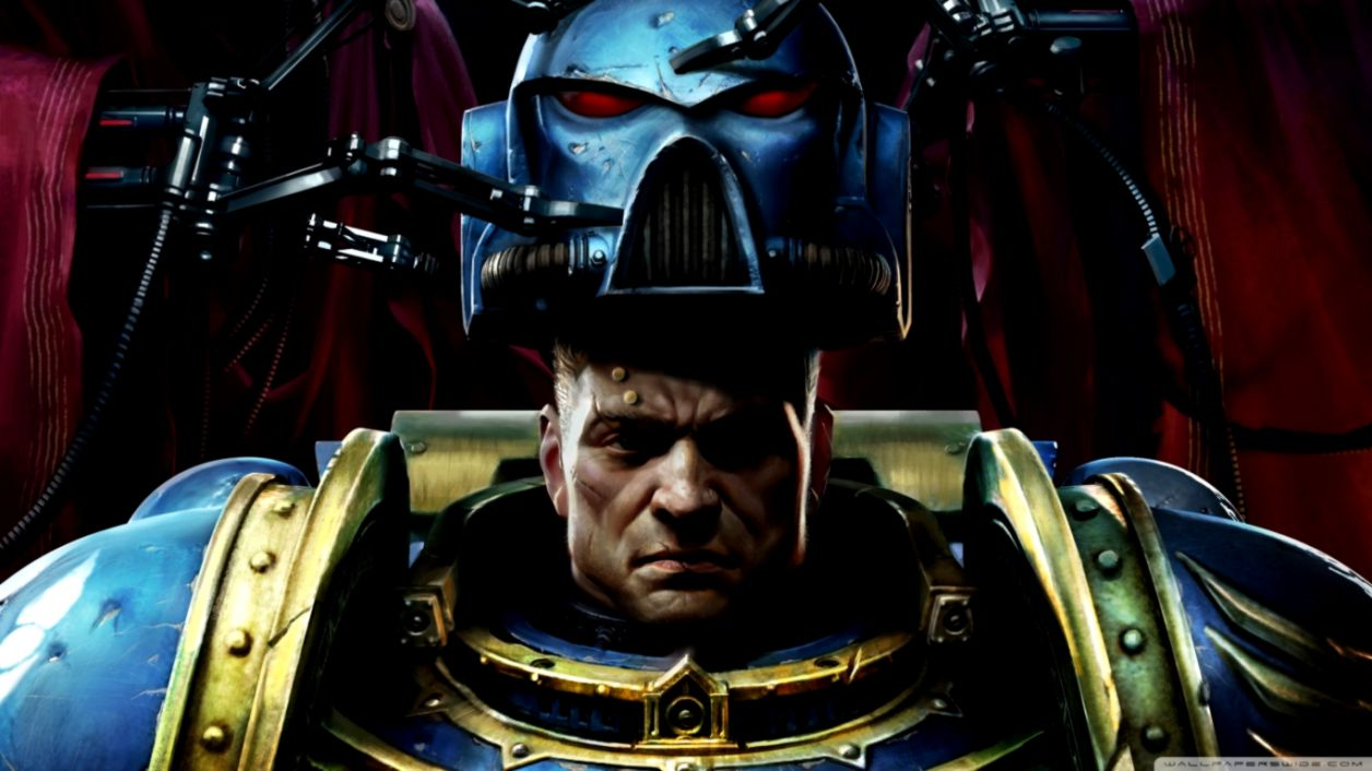 Space Marine Warhammer 4000 Wallpapers Hd Backgrounds Viva