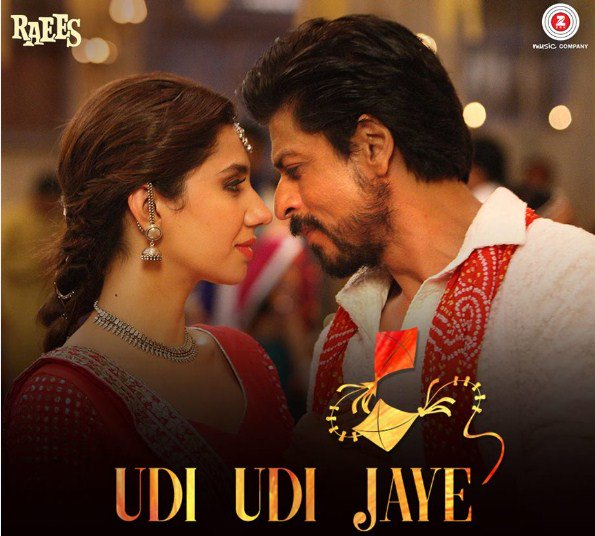 celebrate Uttarayan with Raees SRK and Mahira on Udi Udi Jaye.