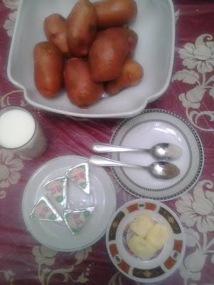 طريقة عمل كراتان البطاطس