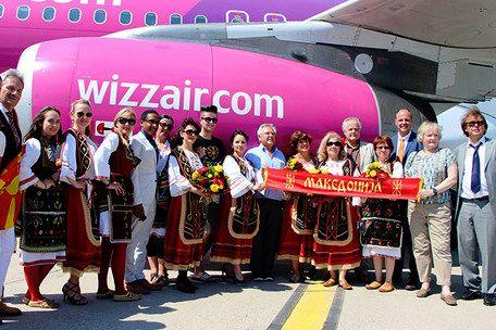 Wizz Air Announces Massive Expansion in Skopje