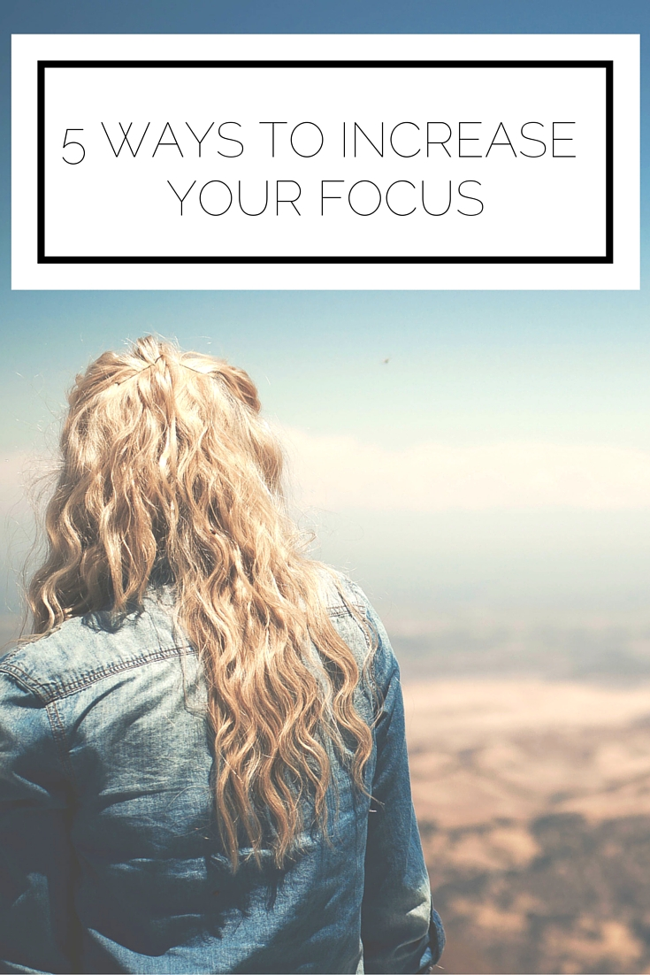 Click to read now, or pin to save for later! Need to increase your focus and get stuff done? This is how to do it