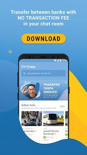 Download Aplikasi Chatting Bisa Dapat Pulsa Gratis [ kawaiitech.blogspot.com ]