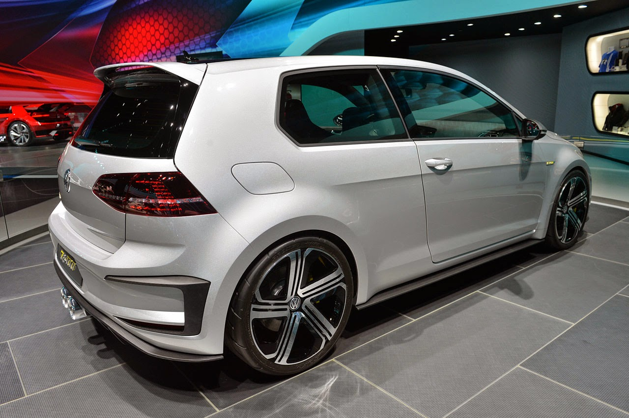 2014 Volkswagen Golf R 400 Concept Gallery  HD Cars Wallpaper Gallery