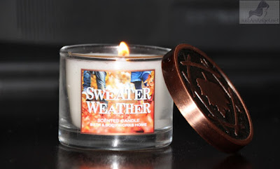 Lumanare Bath & body works Sweather Weather