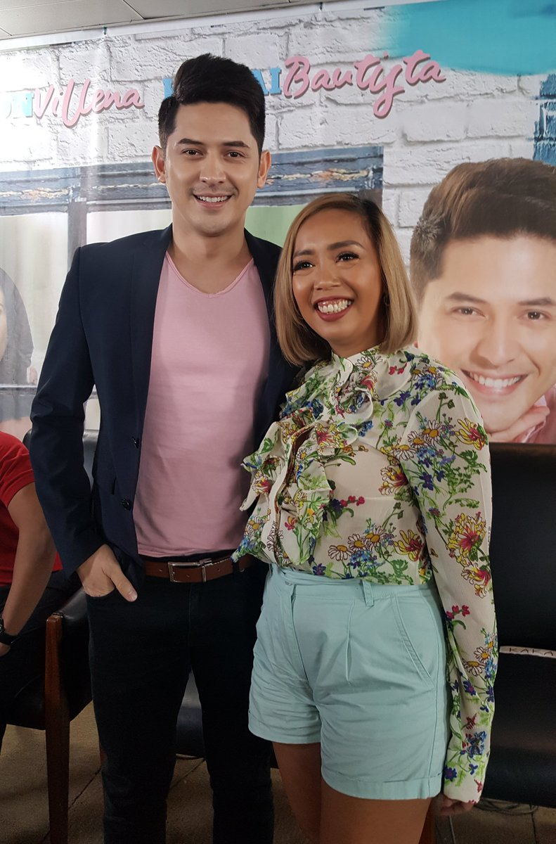 Kakai Bautista Launched To Stardom In 'Harry And Patty