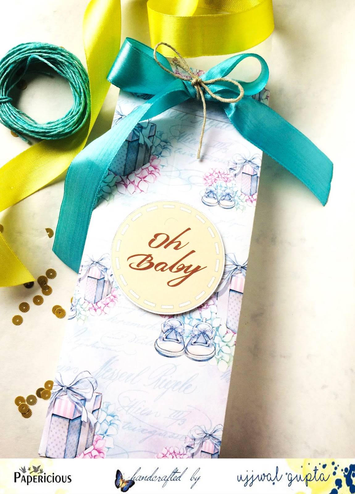 Baby Shower Favor Bags! | Papericious