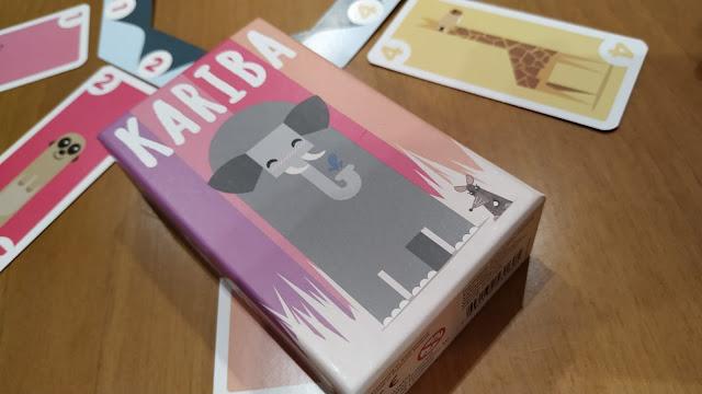 """""""Kariba"""", otto animali in una scatola minuscola"""