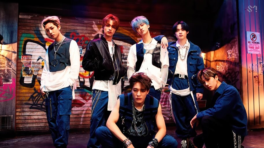 NCT Dream, Ridin, Group Members, 4K, #6.1514