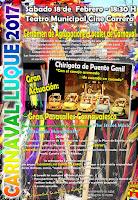 Carnaval de Luque 2017