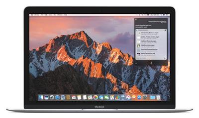 Siri macOS Sierra