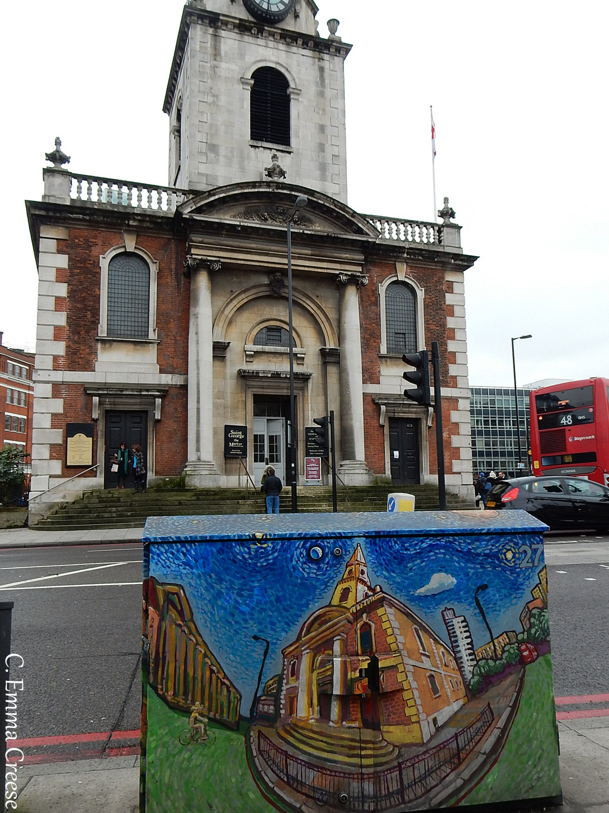 Southwark Church London Adventures of a London Kiwi