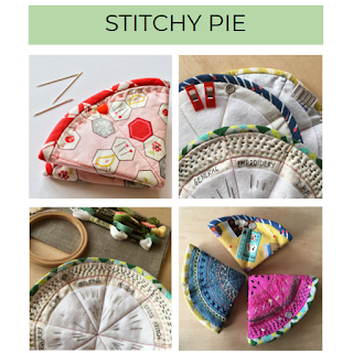 stitchy pie folding needlecase pattern