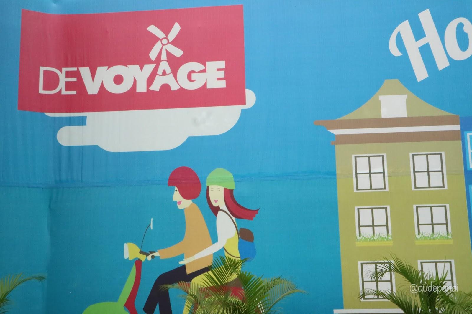 De Voyage Ada Kampung Eropa Di Bogor Dedeph