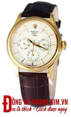 Đồng hồ Rolex.