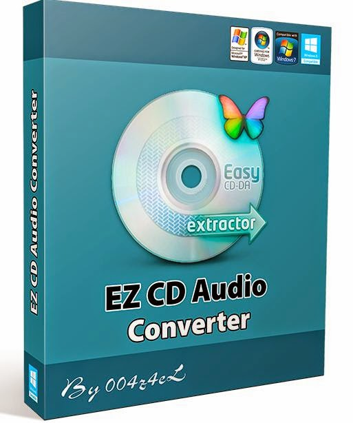 EZ CD Audio Converter 2.5.0.1 + Crack