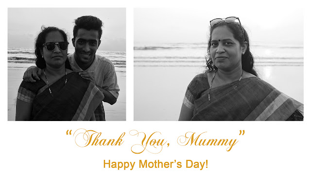 Cover Photo: Thank You, Mummy | Happy Mother's Day! - Ronak Sawant