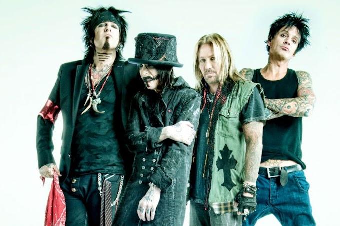 "Mötley Crüe: Escucha el cover de ""Like a virgin"" de Madonna."