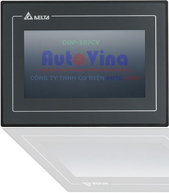 Đại lý bán màn hình cảm ứng HMI Delta DOP-107CV không có Ethernet